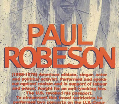 Happy Birthday Paul Robeson
