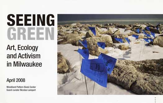 Seeing Green exhibition catalog