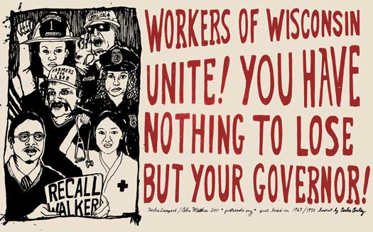 Workers of Wisconsin Unite!