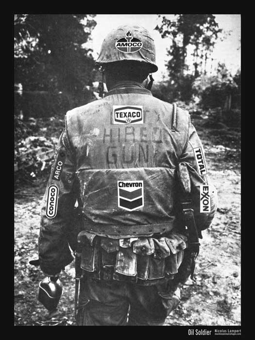 Oil Soldier