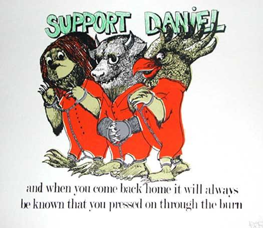 Support Daniel