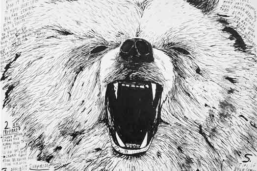 Grizzly Attack (Essential Knowledge post 2)
