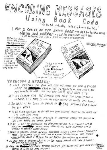 Book Code