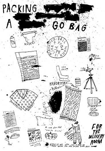 GO BAG: Delivery Room