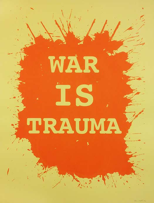 War Is Trauma