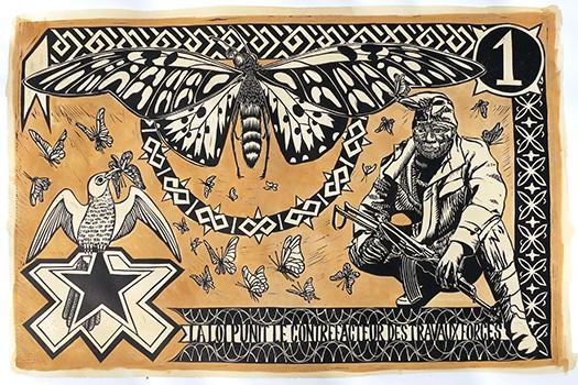 Counterfeit: A Congo Diptych 2