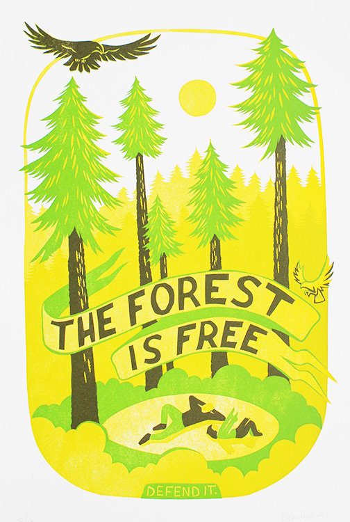 The Forest is Free