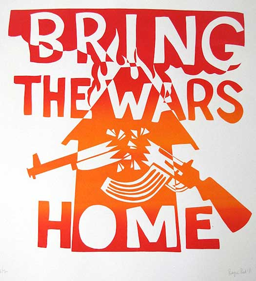 Bring the Wars Home