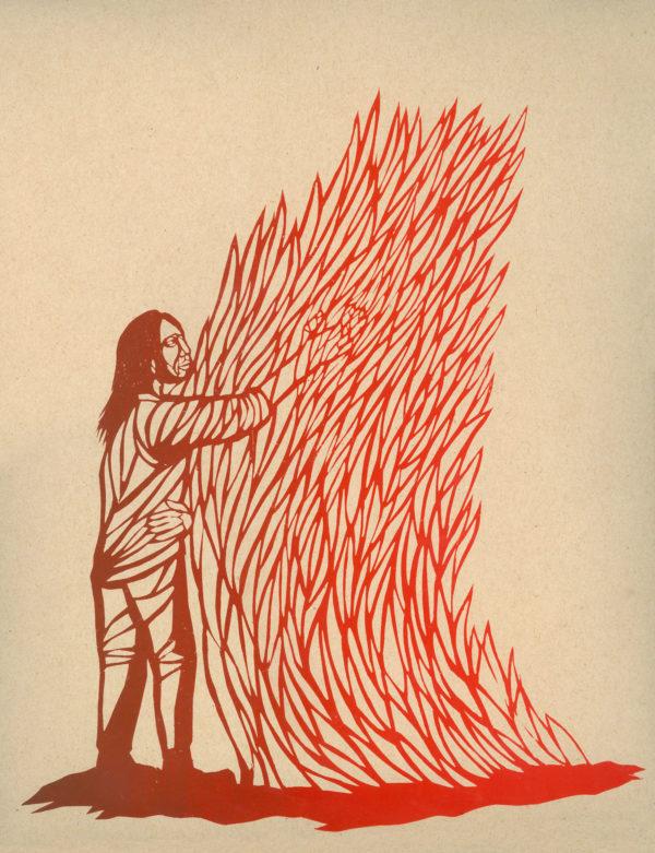 Touching Fire