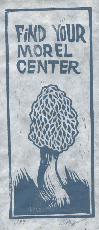 Find Your Morel Center