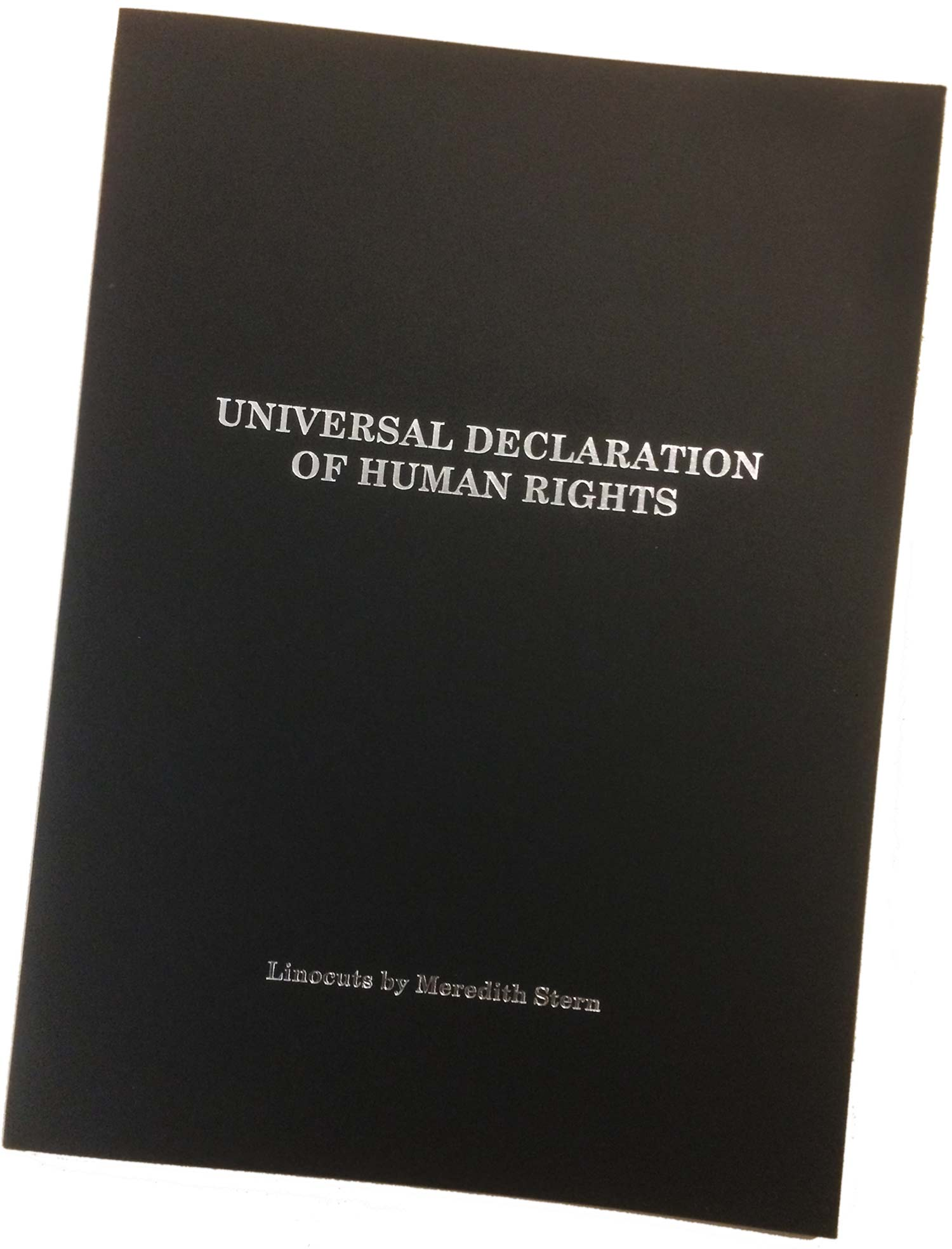 universal declaration of human rights book the entire udhr project as one bound volume