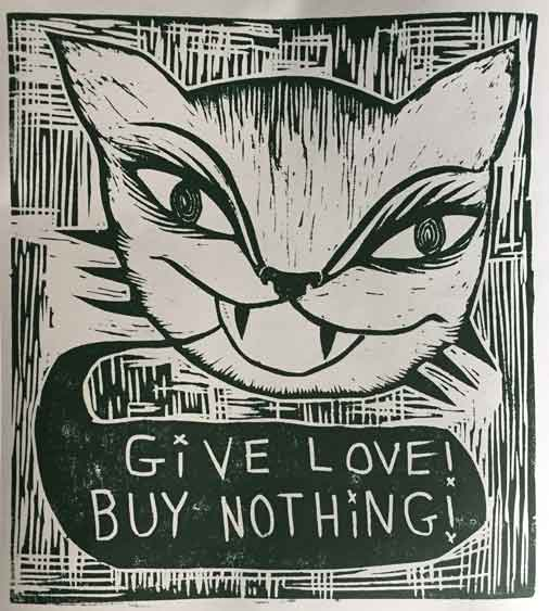 Give Love, Buy Nothing