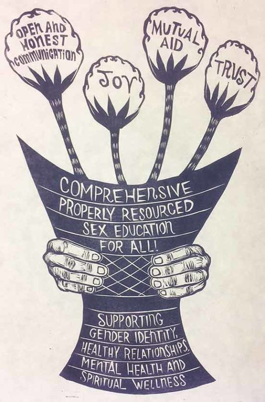 Comprehensive Sex Ed
