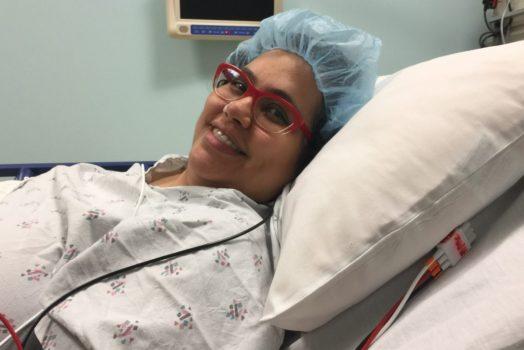 #HelpMelanieCervantes fight cancer!