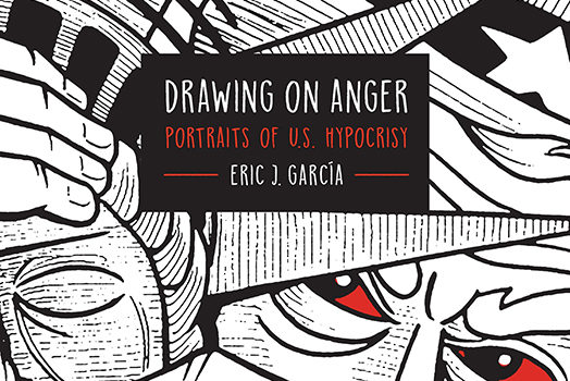 Eric J. Garcia on Drawing Anger