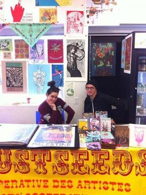 OCAD U Book Arts Fair