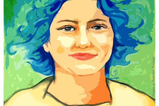 Honoring Berta Caceras for International Women's Day