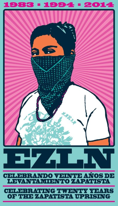 Celebrating Twenty Years of the Zapatista Uprising