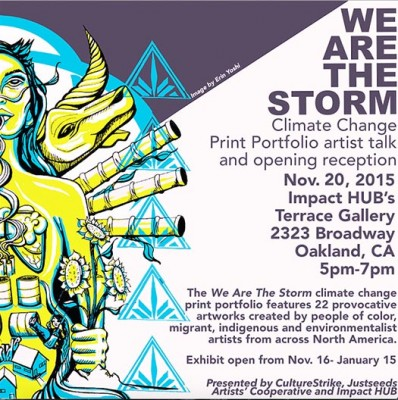 We Are The Storm Portfolio launch