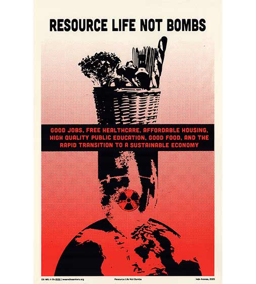 Resource Life Not Bombs