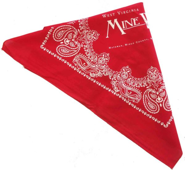 Red(neck) Bandana