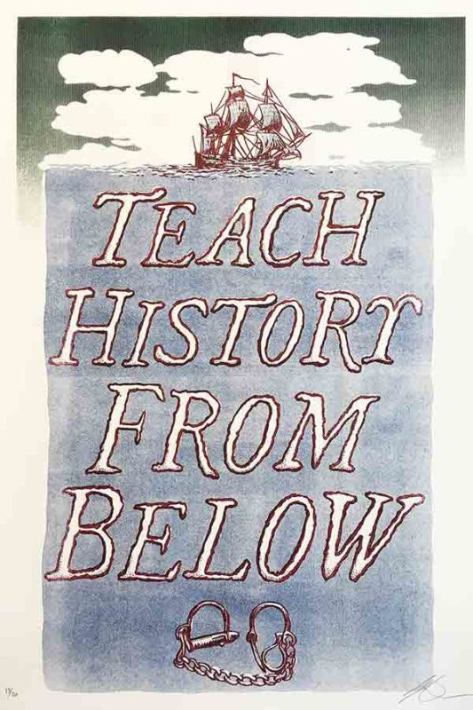 Teach History From Below