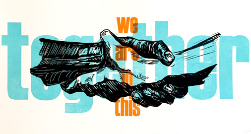 We Are In This Together (hands)