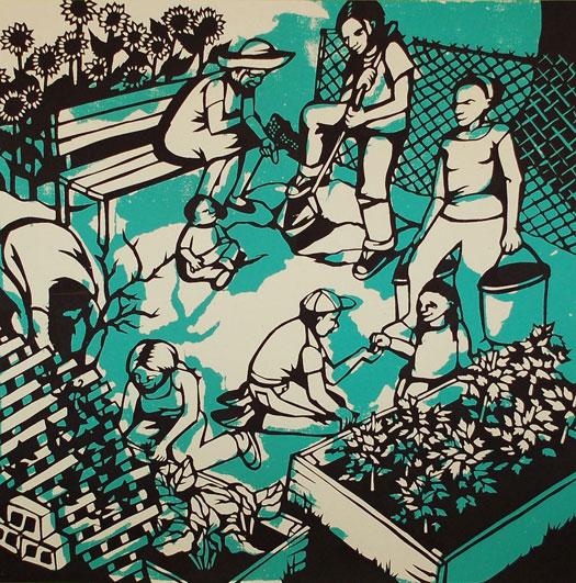 Crucial Garden