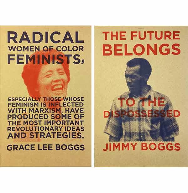 Grace Lee Boggs & Jimmy Boggs