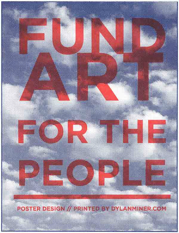 Fund Art For The People