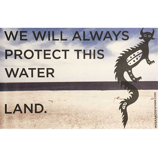 We Will Always Protect