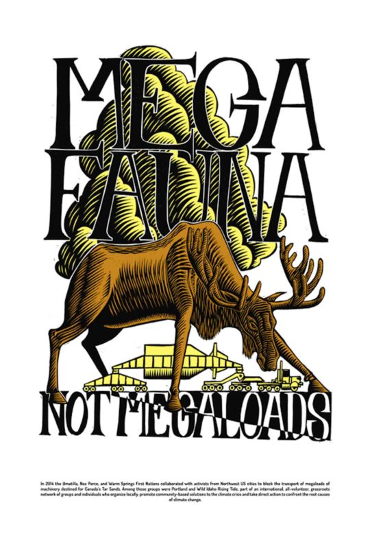 Mega Fauna Not Megaloads