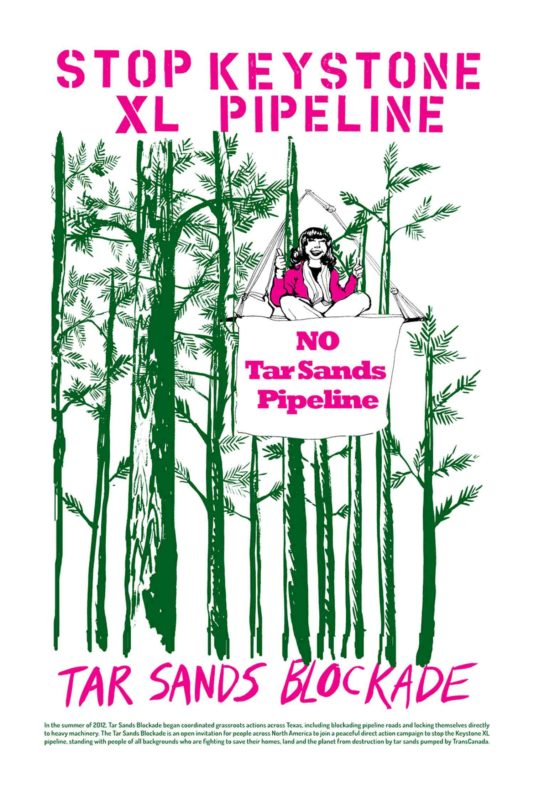 Stop Keystone XL Pipeline
