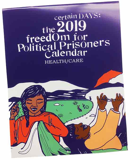 Certain Days: 2019 Freedom for Political Prisoners Calendar