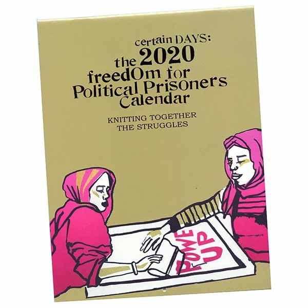 Certain Days: 2020 Freedom for Political Prisoners Calendar