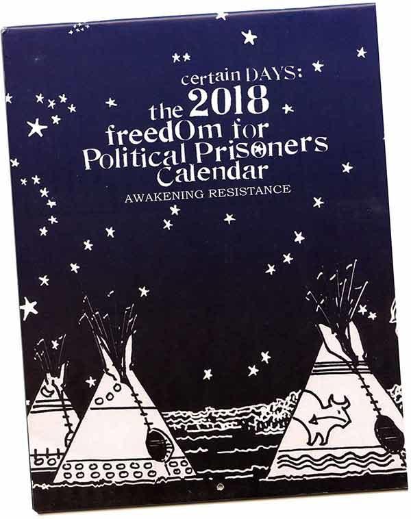 Certain Days: 2018 Freedom for Political Prisoners Calendar