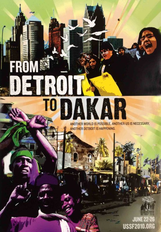 Detroit to Dakar