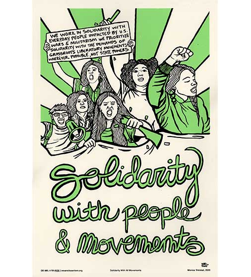 Solidarity With All Movements