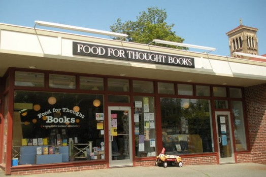 Help Save Food for Thought Bookstore