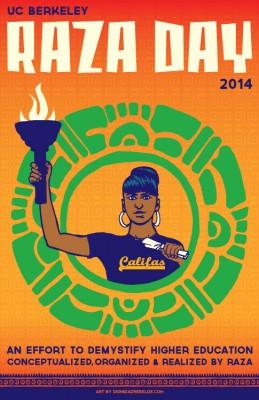 38th Annual Raza Day at UC Berkeley