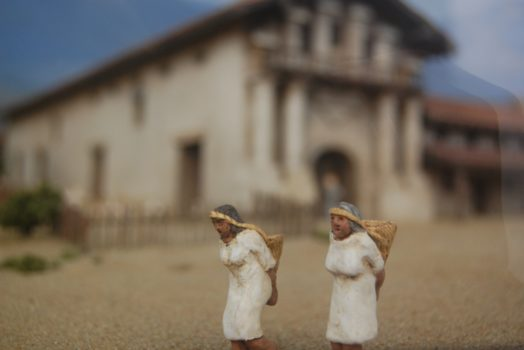 Re-imagining the California Mission Dioramas