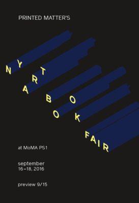 Justseeds tabling the New York Art Book Fair