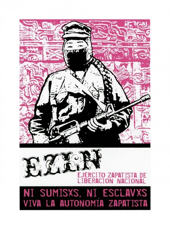 Viva La Autonomia Zapatista