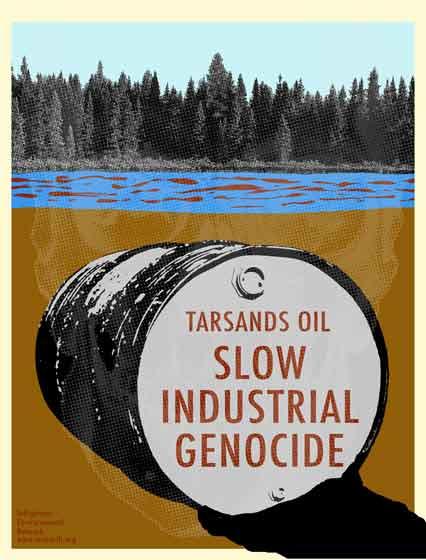 Slow Industrial Genocide