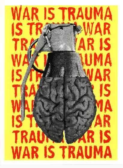 War Is Trauma