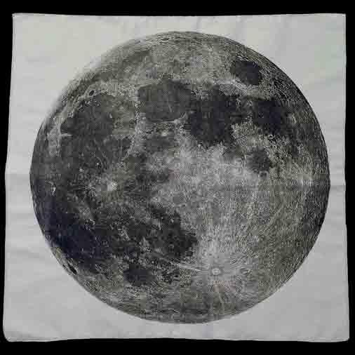 Moon Hanky