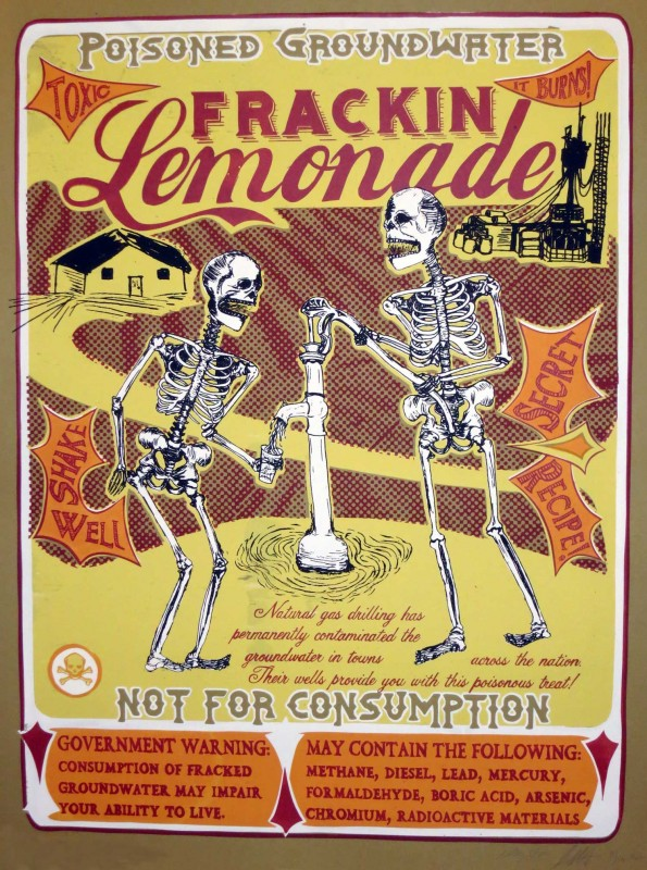 Not for Consumption