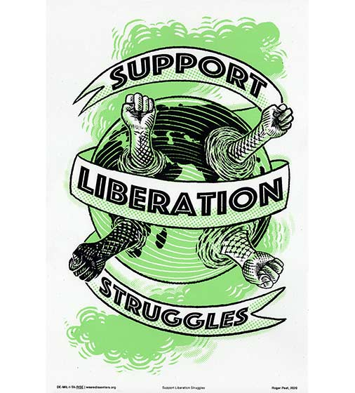 Support Liberation Struggles