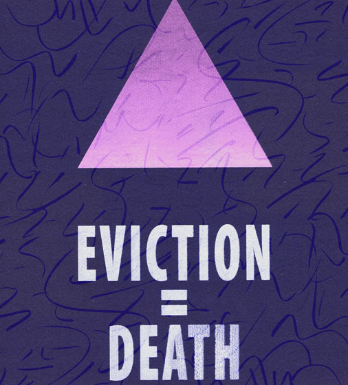 Eviction = Death