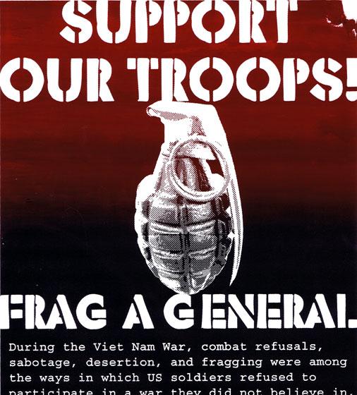 Frag a General